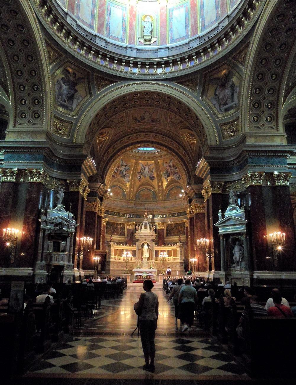 Church Budapest Hungary