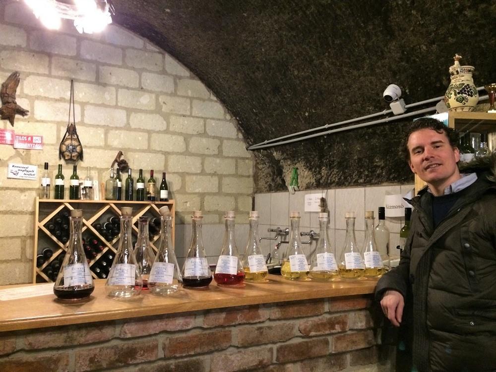 Debrecen wine Hungary