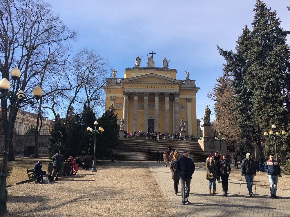 Eger Basilica Hungary