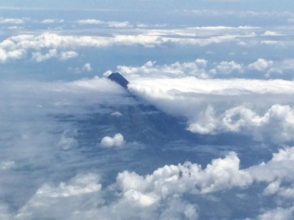 Legazpi Volcano Philippines