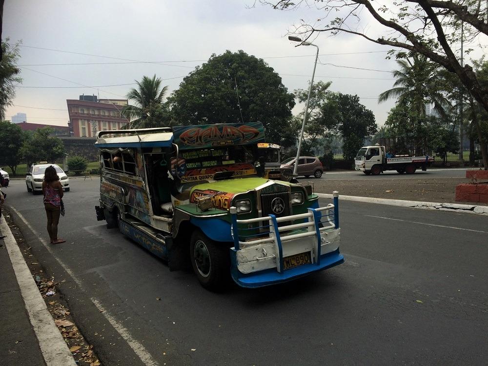 Jeepney Manilla Philippines