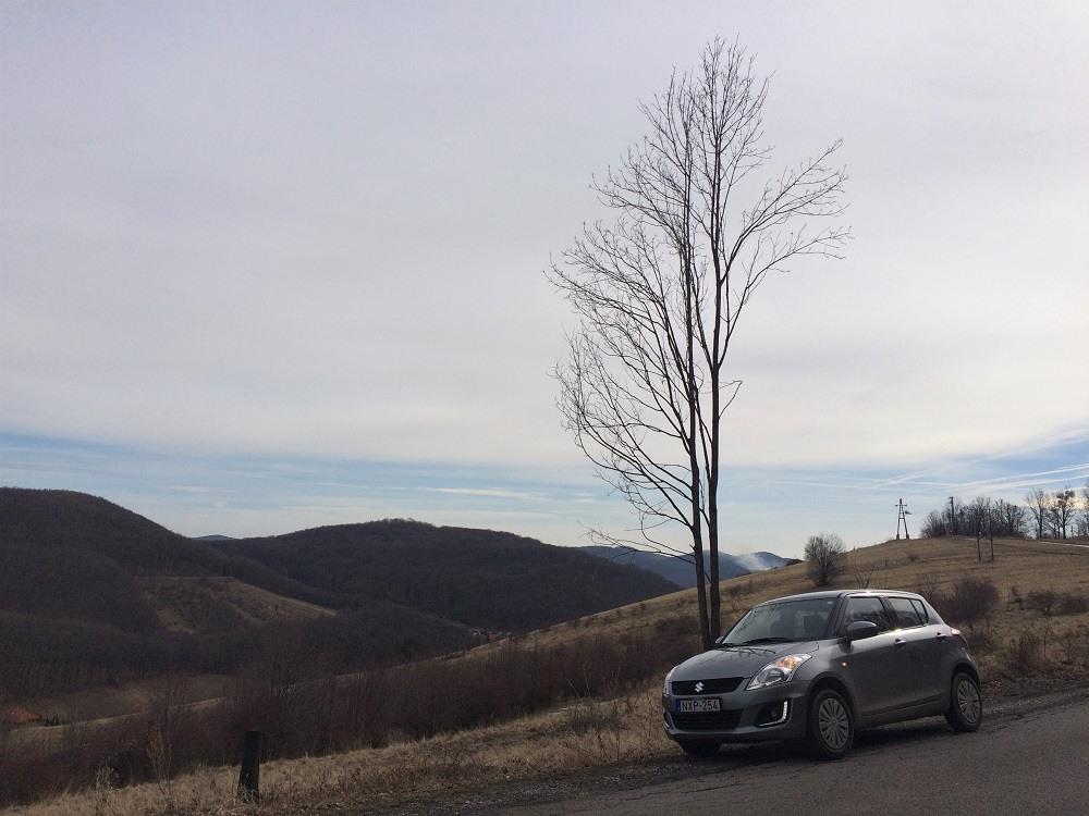 Hungary rental car
