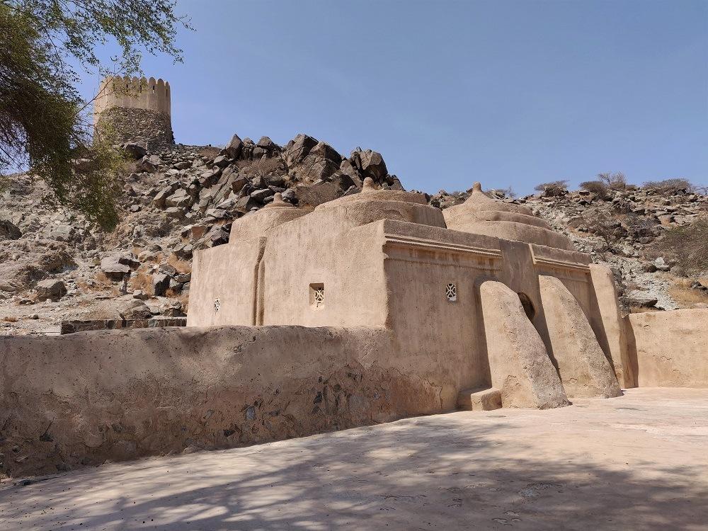 Al Badiyah Mosque UAE