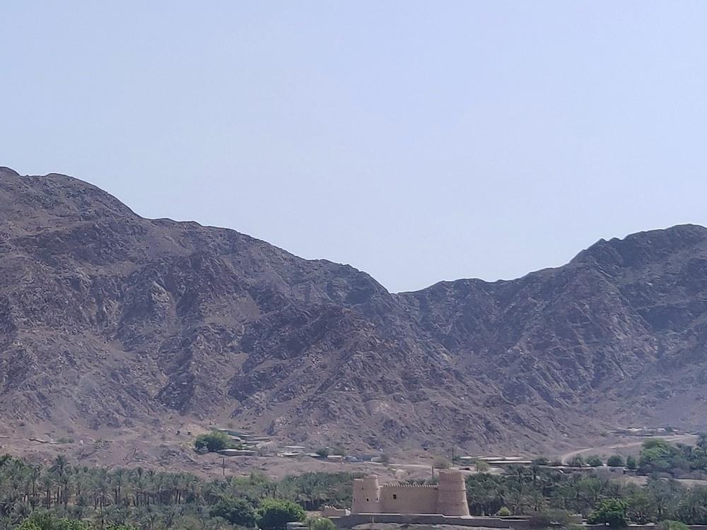 Al Bhitnah Fort UAE
