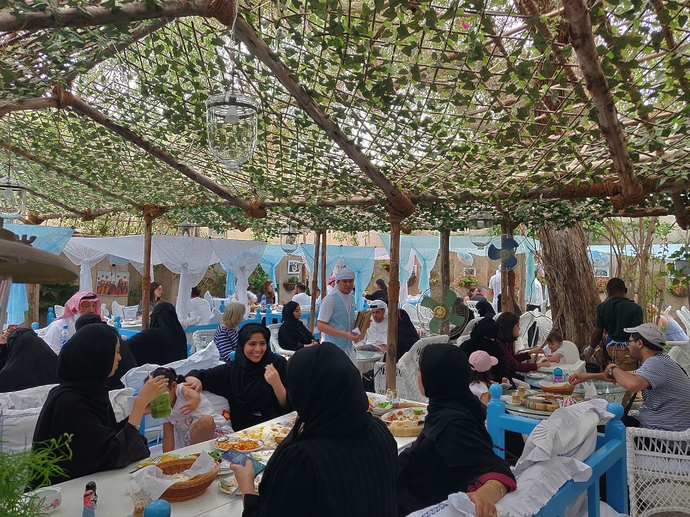 Arabian Tea House Al Fahidi