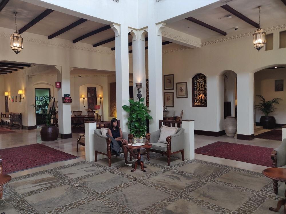Al Maha Lobby