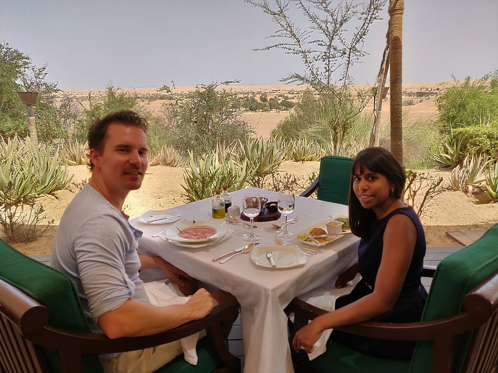 Al Maha Lunch