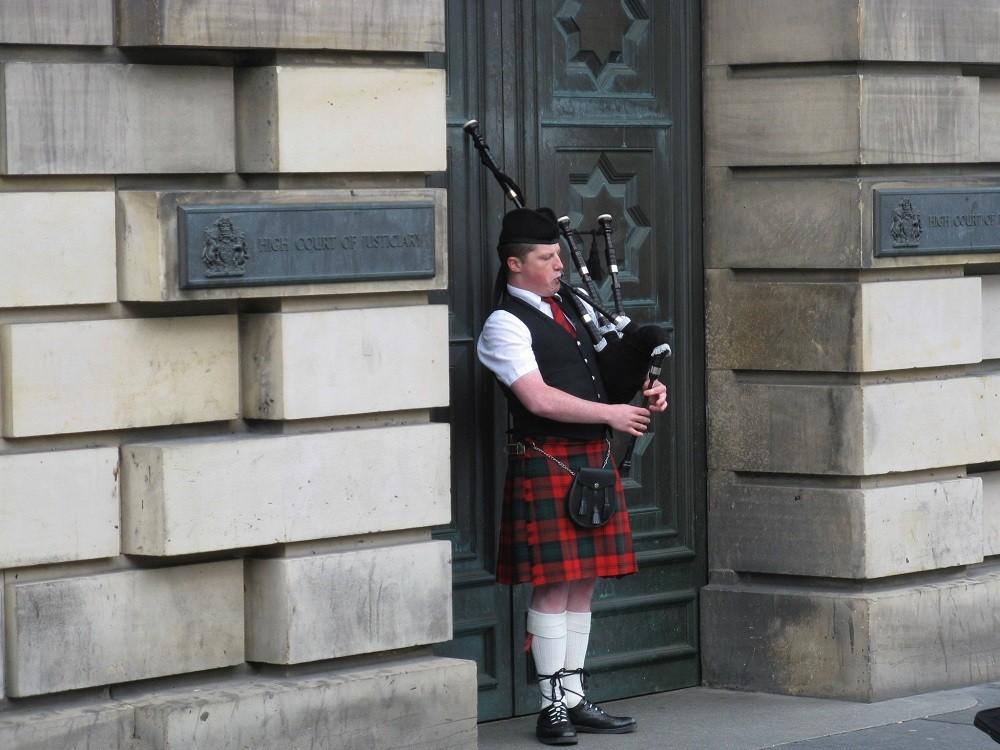 Bagpipe Scotland