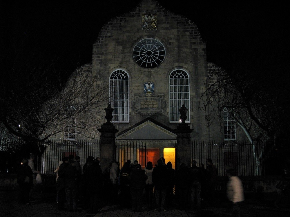 Canongate Kirk Edinburgh