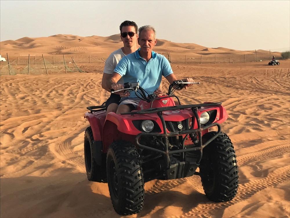 Desert Safari Quad