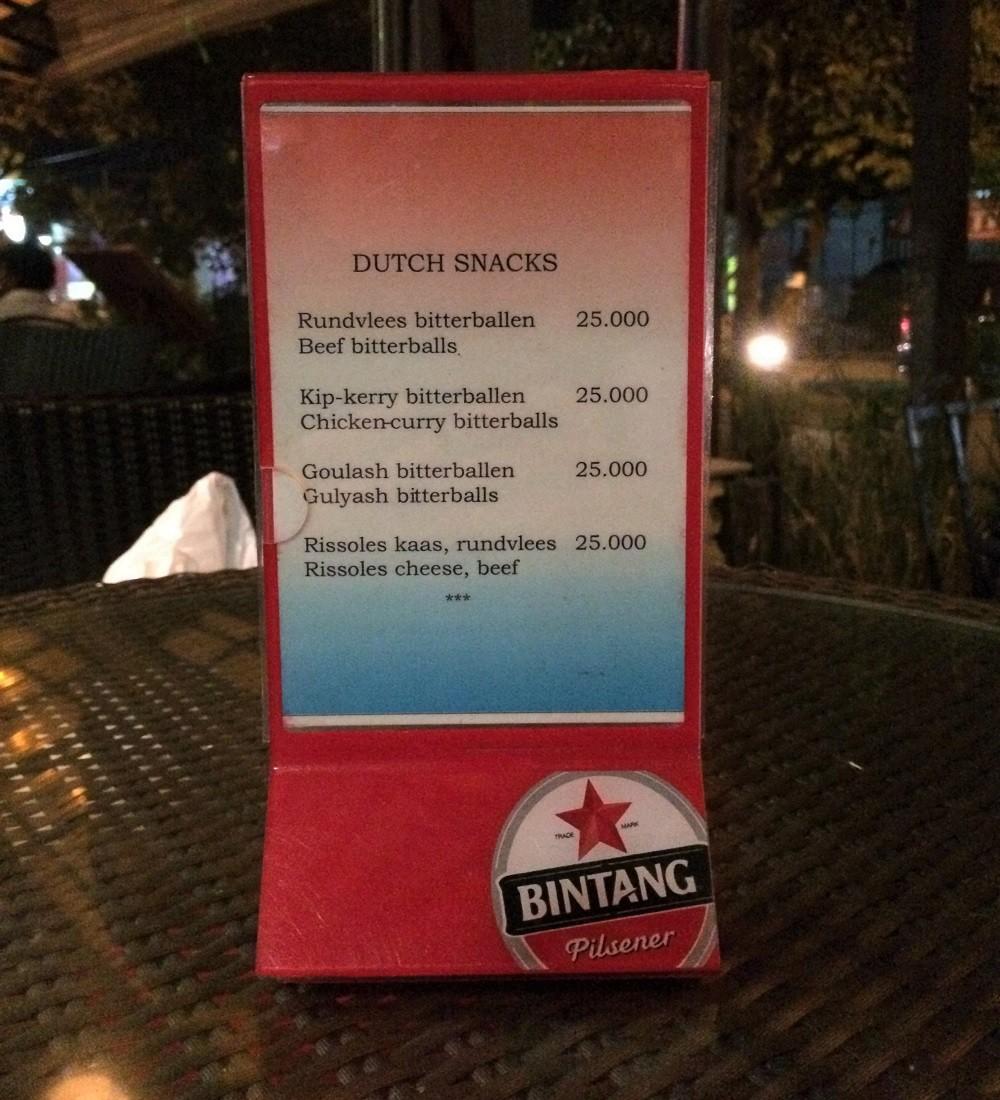 Yogyakarta Dutch Snacks