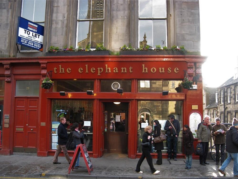 Elephant House Edinburgh