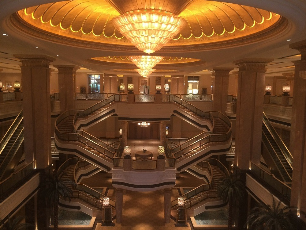 Emirates Palace convention centre