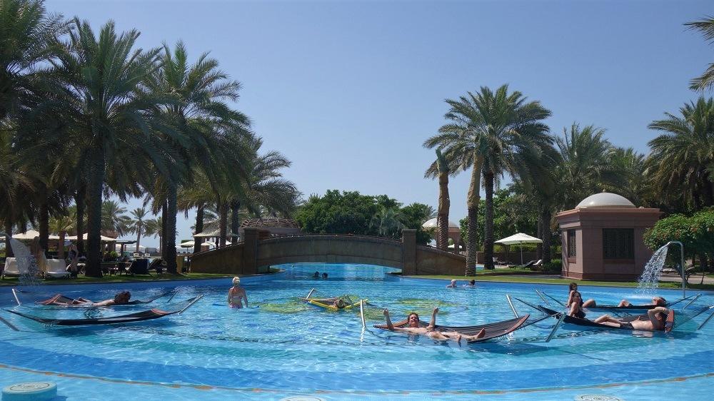 Emirates Palace Pool