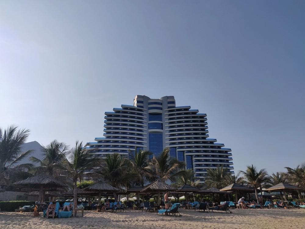 Fujairah Beach Resort UAE