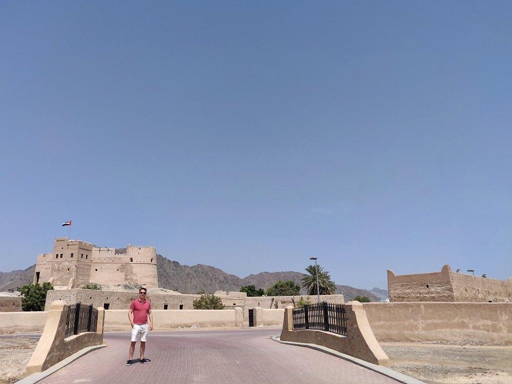 Fujairah Fort UAE