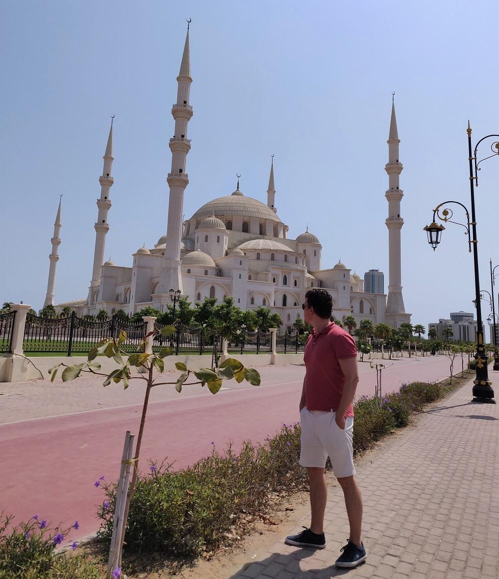 Grand Sheikh Zayed Mosque Fujairah UAE