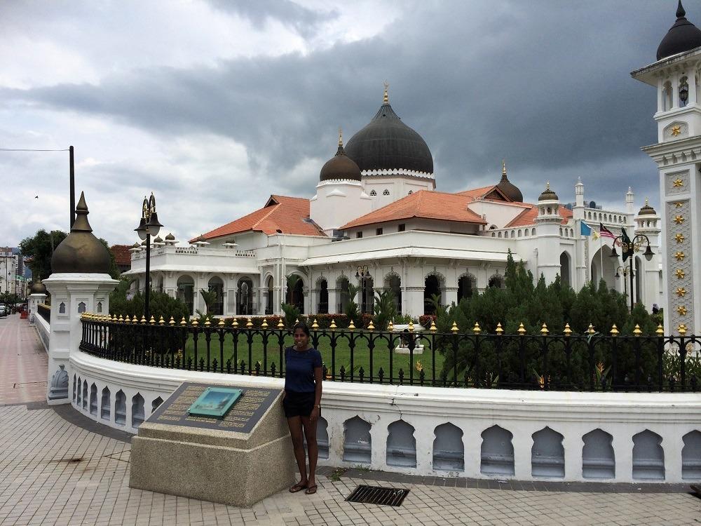 Kapitan Keling Mosque Penang Malaysia