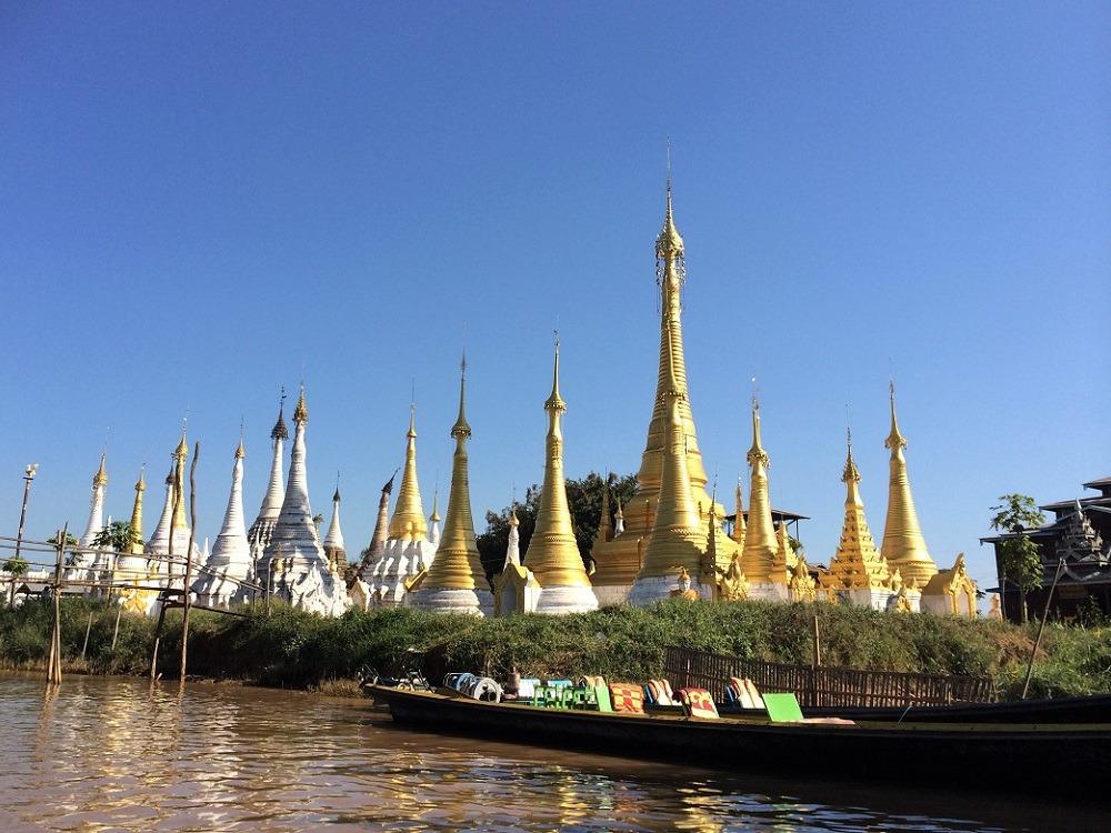 Inle Lake Temple Myanmar