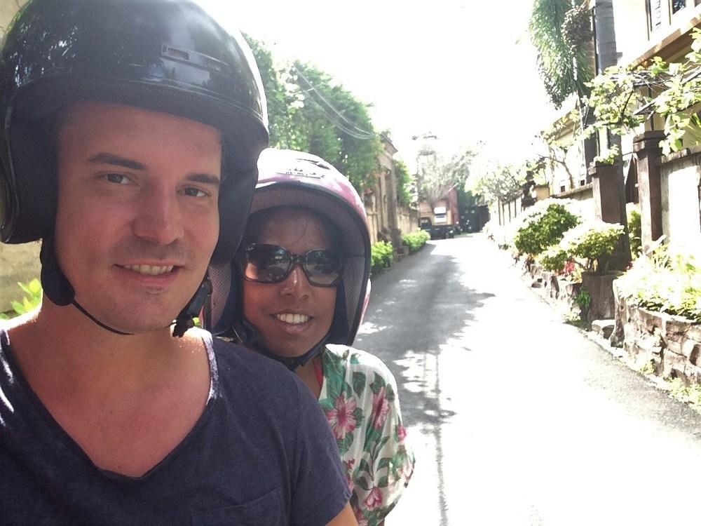 Seminyak Moped