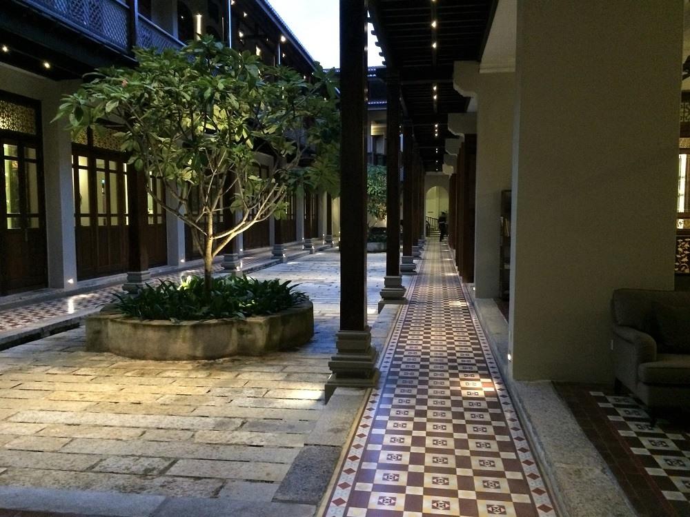 Seven Terraces Penang Malaysia