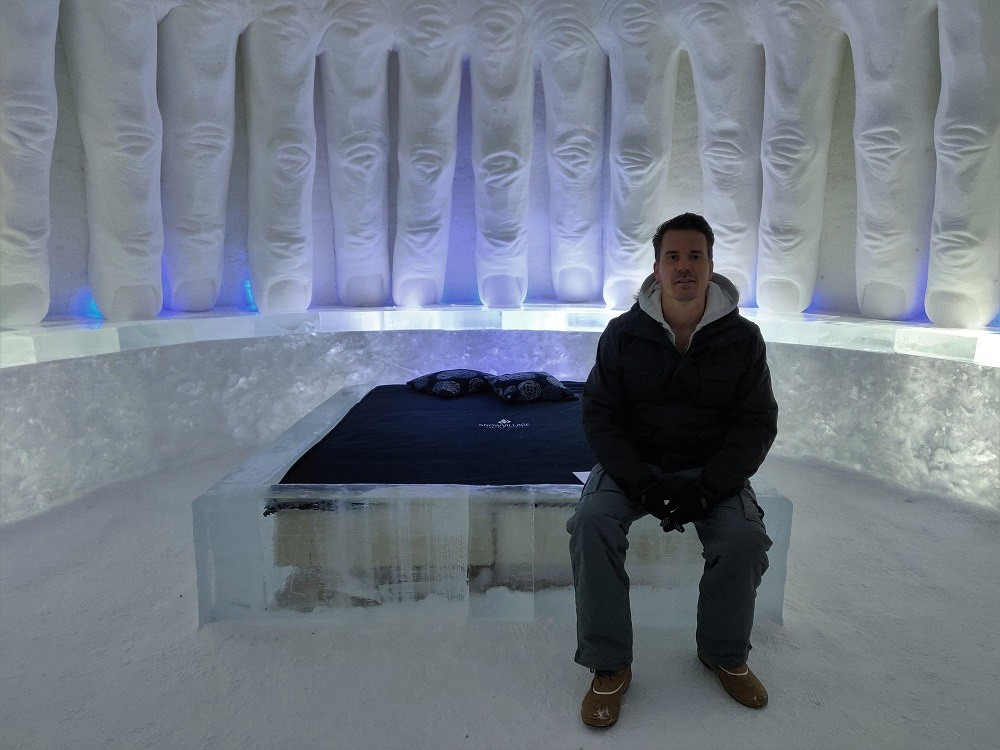 Lapland Snow Village