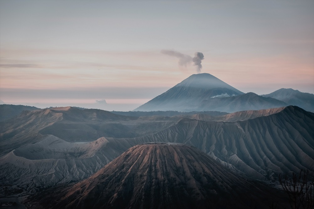 View Bromo indonesia