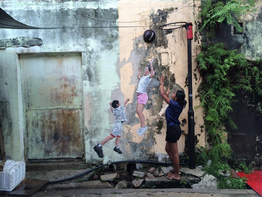 Wall Murals Penang Malaysia