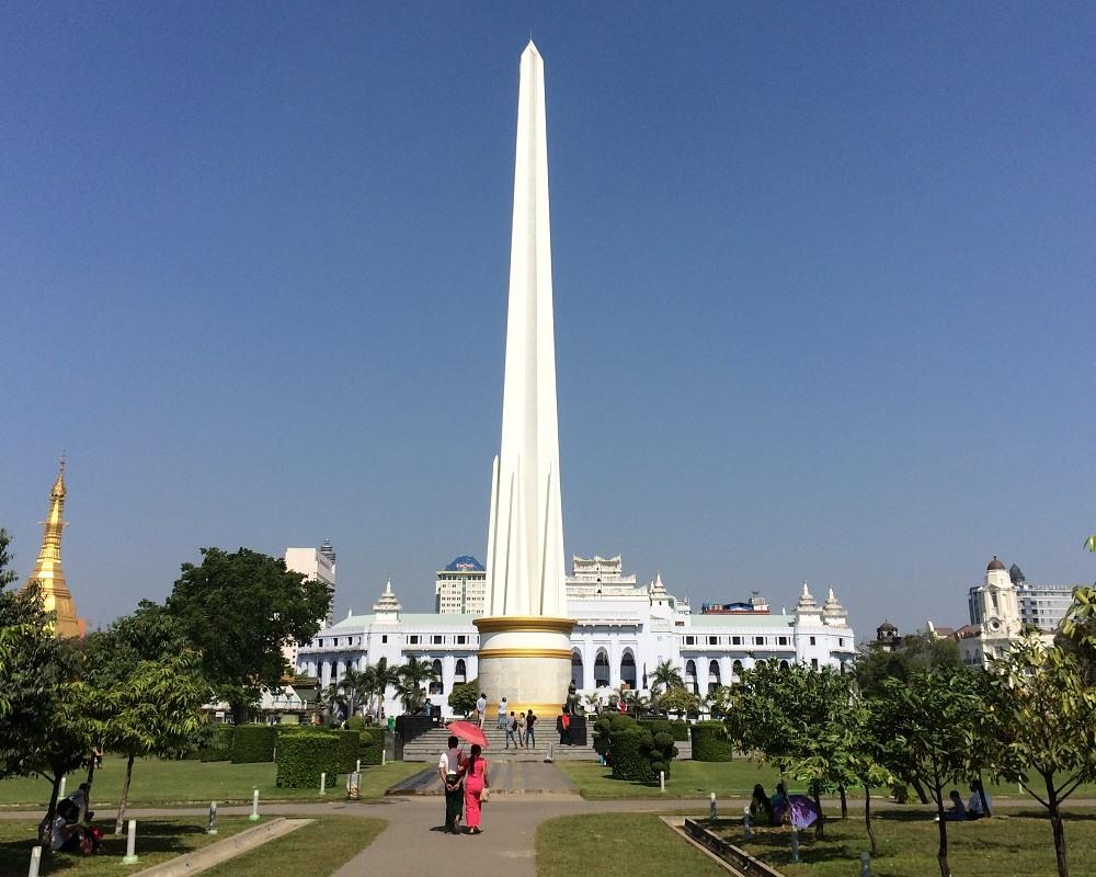 Yangon Parks