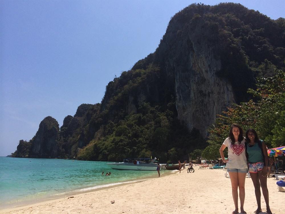 Koh Phi Phi Beach Thailand