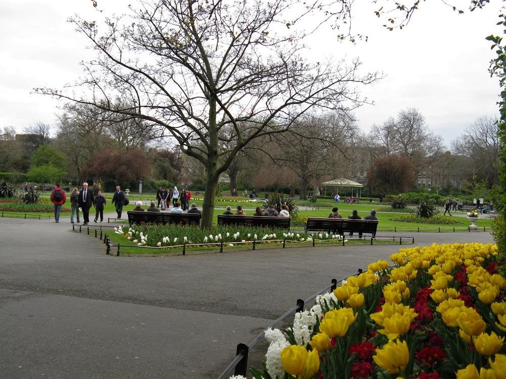 Botanical Gardens Dublin Ireland