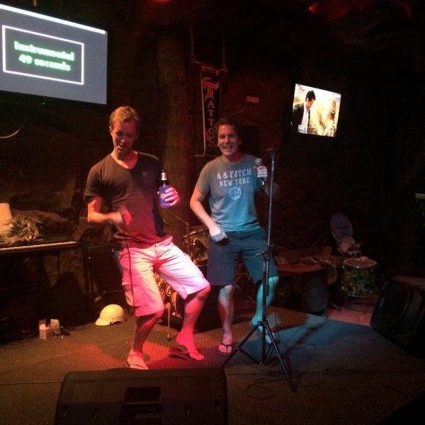 Karaoke Koh Lanta Thailand