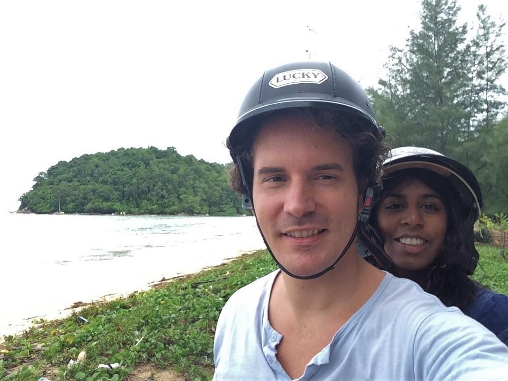 Moped Phuket Thailand