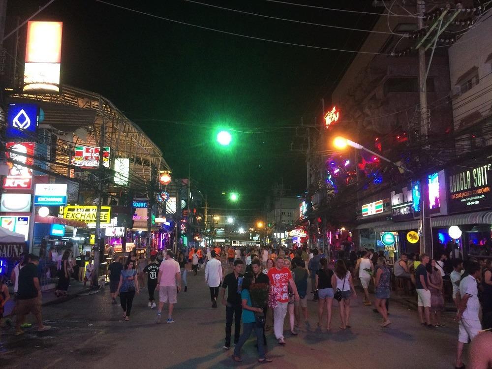 Pa Tong Phuket Thailand