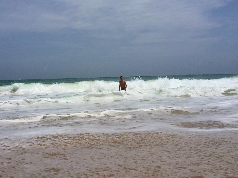 Rough Beach Phuket