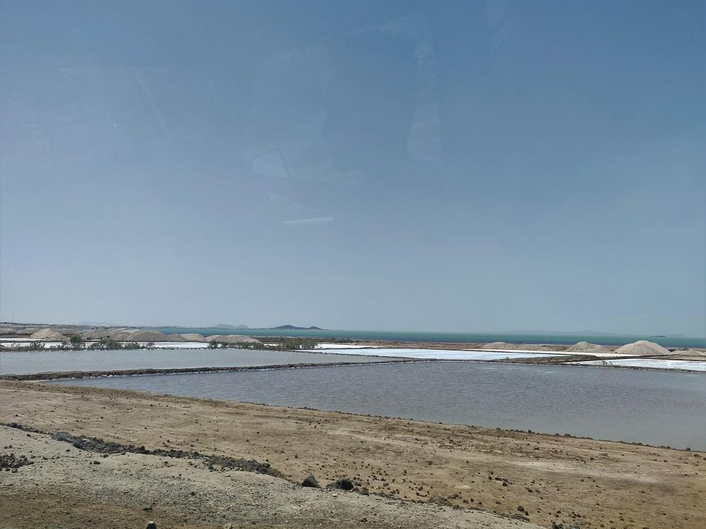 Ethiopia Danakil Lake Efraya