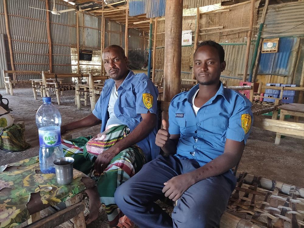 Ethiopia security police