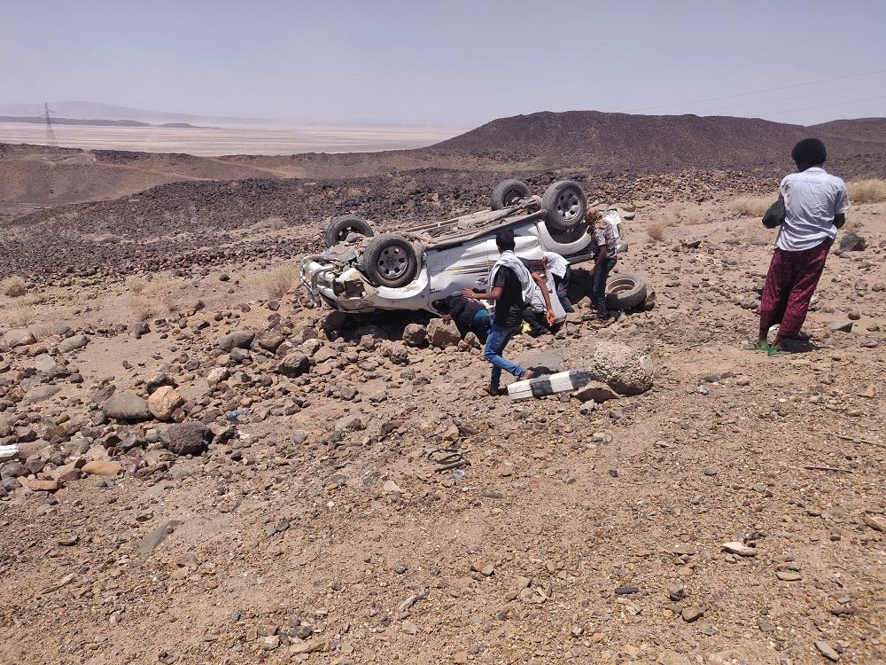 Ethiopia car accident