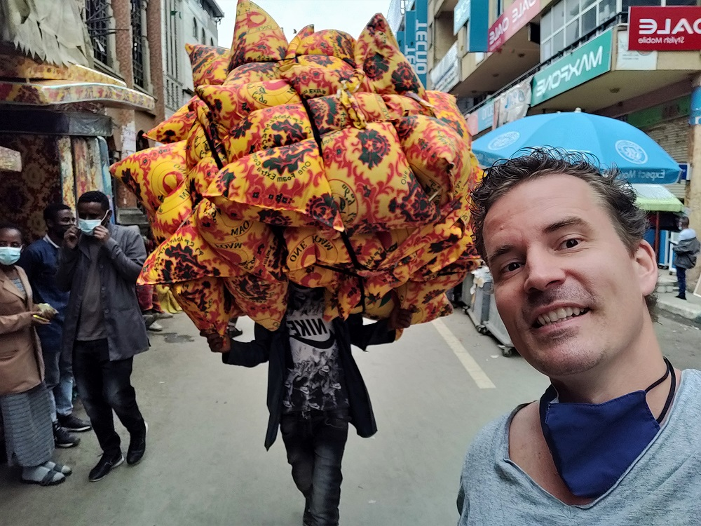 Addis Ababa Mercato