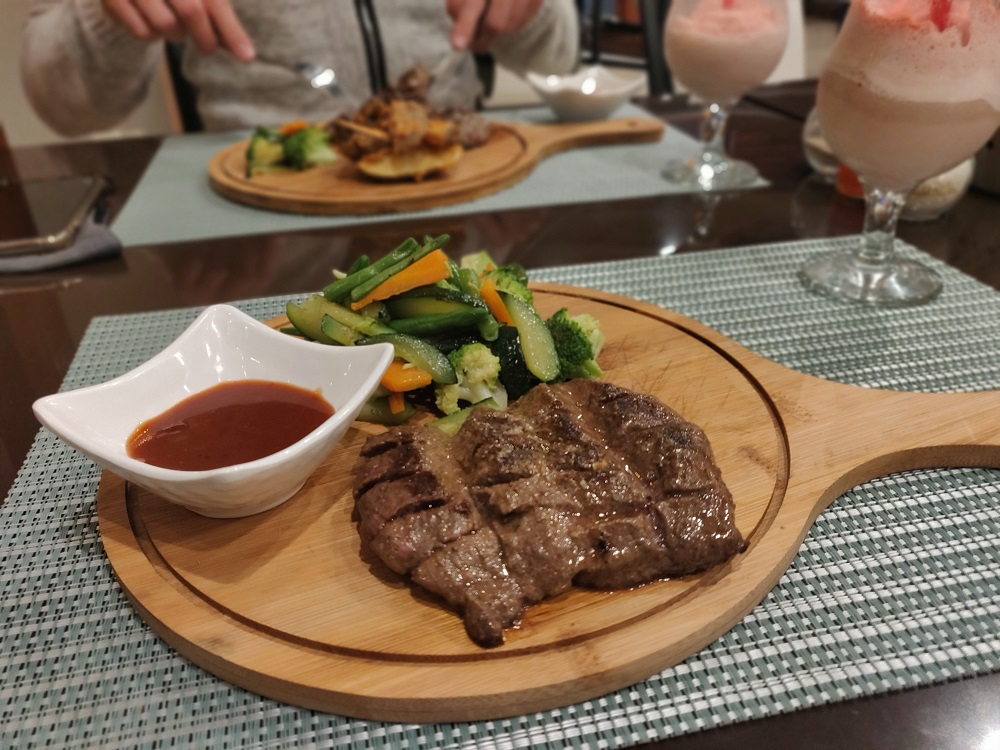 Addis Ababa steak