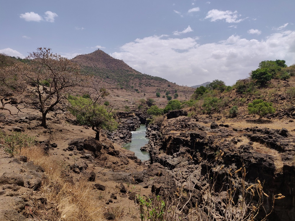 Blue Nile Falls Ethiopia
