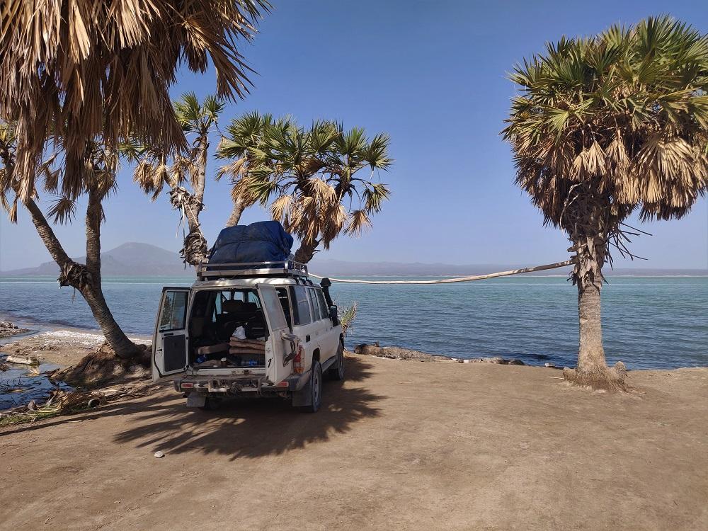 Ethiopia Lake Efraya