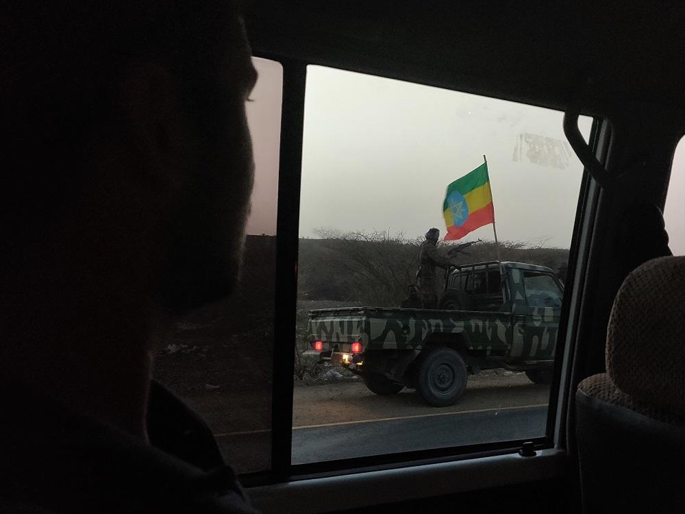 Ethiopia Warzone
