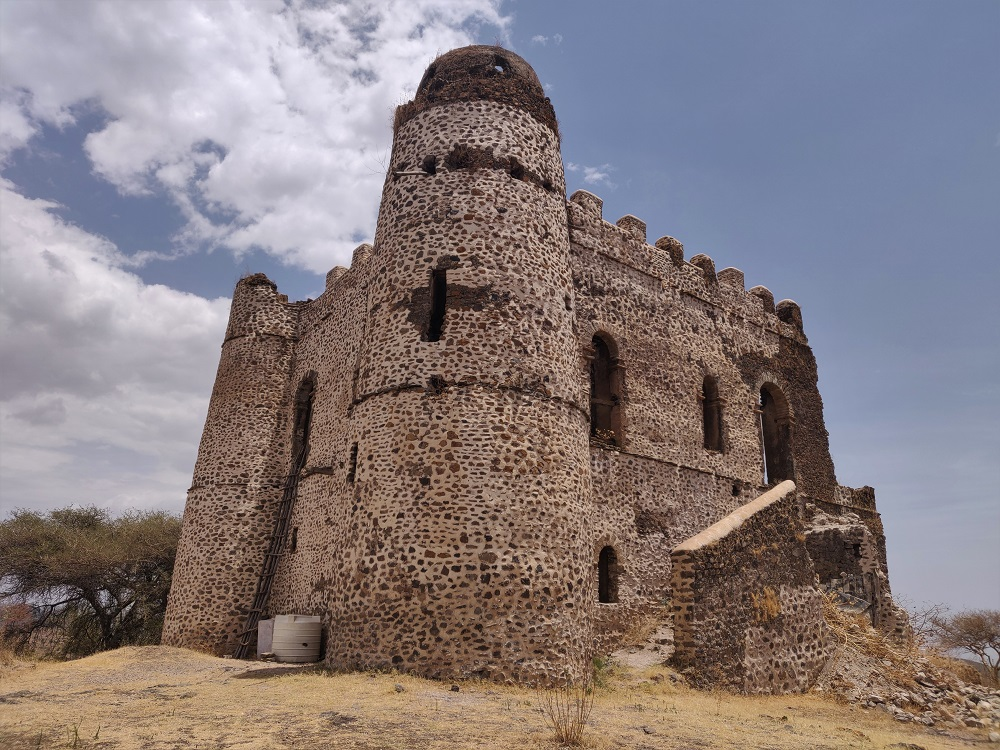 Gazara Palace Gondar