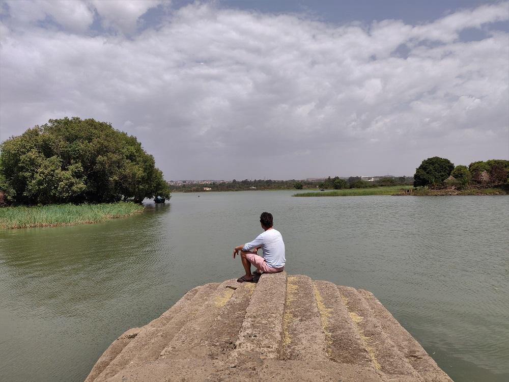 Bahir Dar Lake Tana Ethiopia