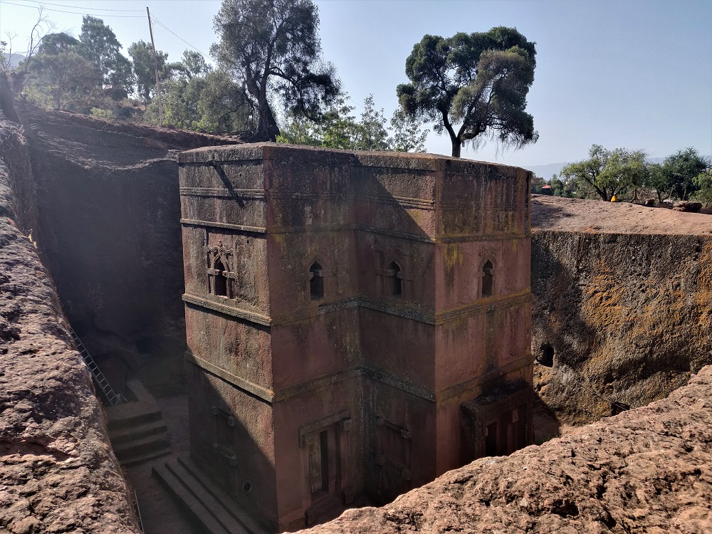 Ethiopia Lalibela St George