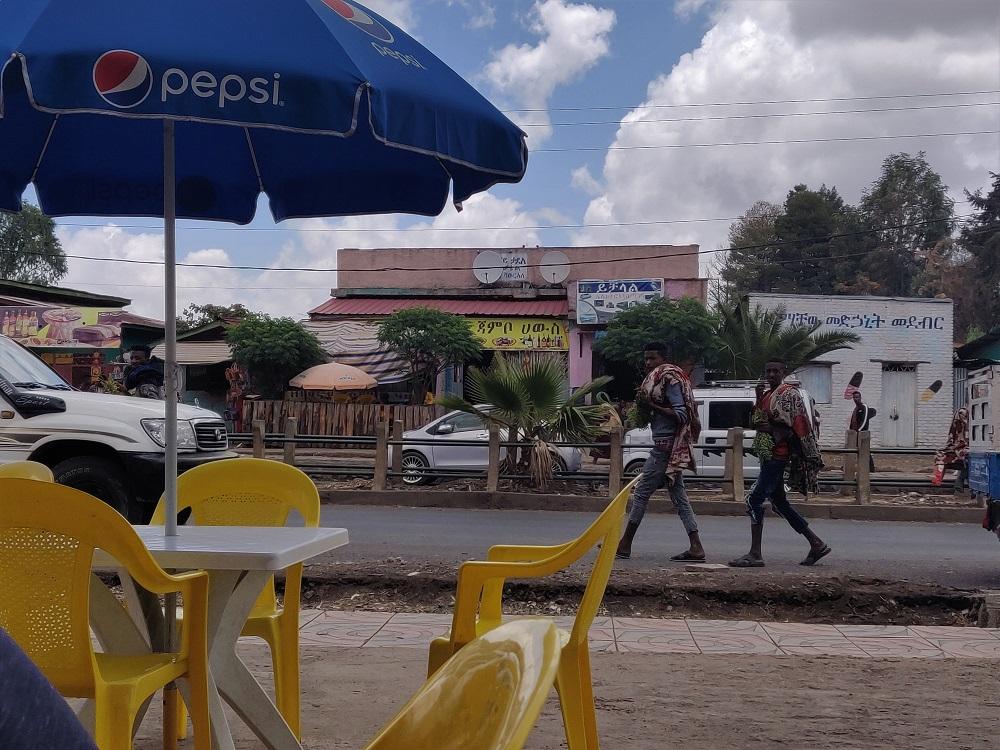 Ethiopia on the road