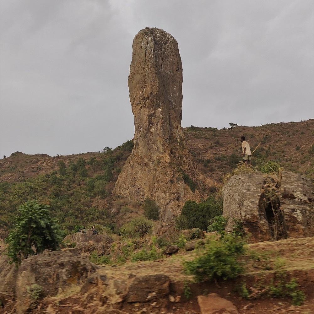 Drive to Gondar