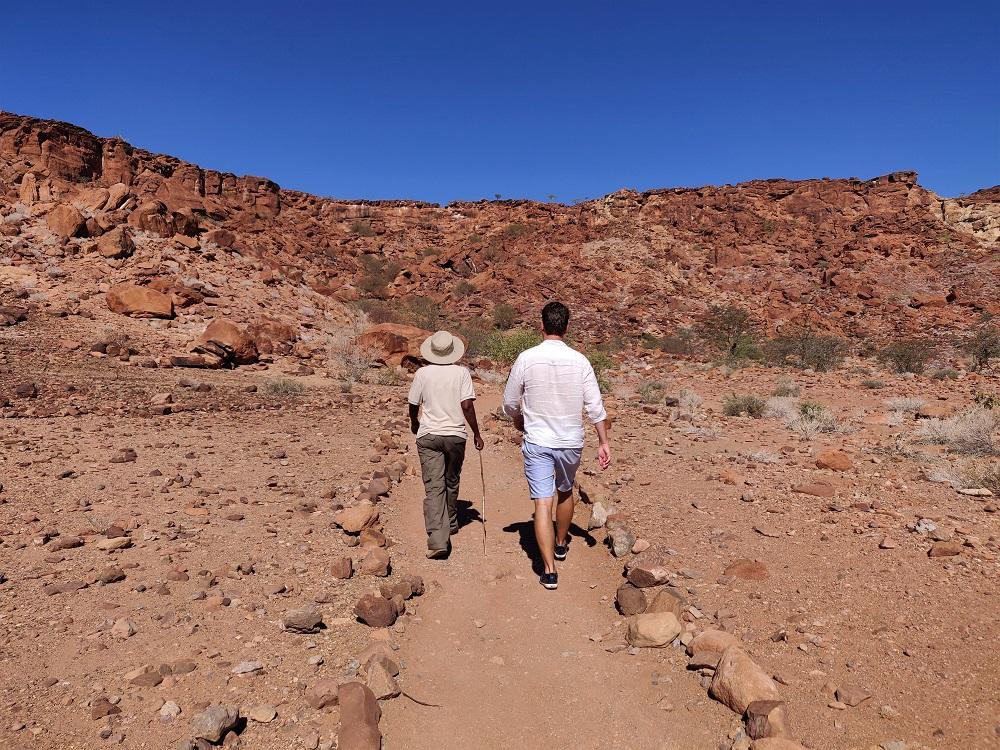 Twyfelfontein Namibia