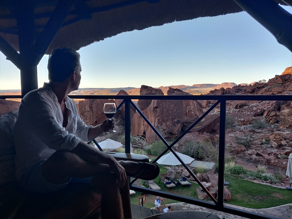 Twyfelfontein lodge Namibia